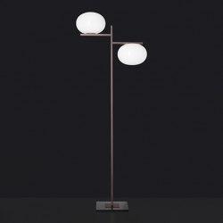 Alba | 383 | Free-standing lights | Oluce