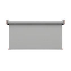Brackets, chain-operated - anodized aluminium | Sistemi tende cordone | Kvadrat Shade