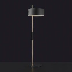 1953 | 343 | Free-standing lights | Oluce