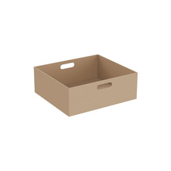 Equal Leather Box | Bathroom accessories | VitrA Bathrooms