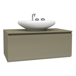 Istanbul Washbasin Unit | Vanity units | VitrA Bathrooms