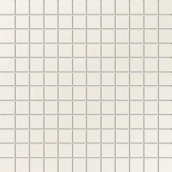 Miniworx 2.5x2.5 Miniworx RAL 0809005 Cream Mosaic Glossy | Keramik Mosaike | VitrA Bathrooms