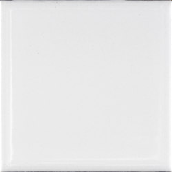 Miniworx 5x5 Miniworx RAL 9016 White Mosaic Glossy | Ceramic tiles | VitrA Bathrooms