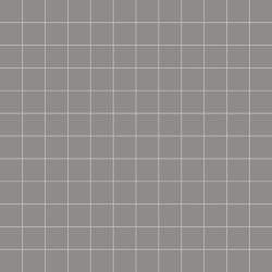 mode 2.5x2.5 Mode Tile Moss Grey Matt | Ceramic mosaics | VitrA Bathrooms