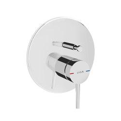 Minimax S Built-In Bath/Shower Mixer | Shower controls | VitrA Bathrooms