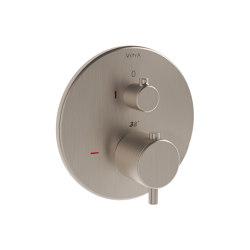 Origin Thermostatic Built-In Shower Mixer | Shower controls | VitrA Bathrooms
