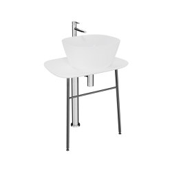 Plural Free-Standing Washbasin Unit | Wash basins | VitrA Bathrooms