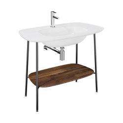 Plural Washbasin Unit | Wash basins | VitrA Bathrooms
