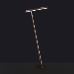 Amanita | 619 | Free-standing lights | Oluce