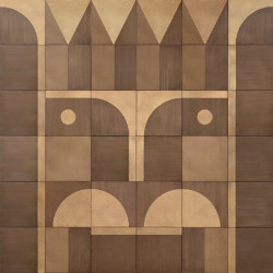Arazzi Re | Wall panels | De Castelli