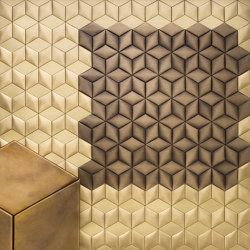 Losanga | Mosaïques métal | De Castelli