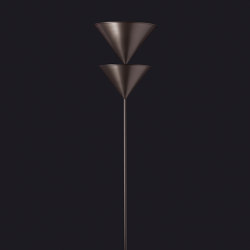 Pascal | 345 | Free-standing lights | Oluce