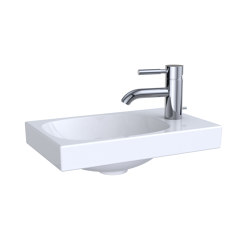 Acanto | handrinse basin | Wash basins | Geberit
