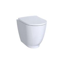 Acanto | WC floor-standing | WC | Geberit