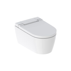 AquaClean   Sela wall-hung WC white alpine   WC   Geberit