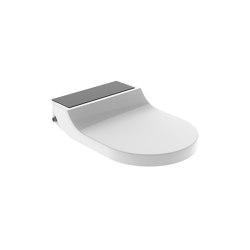 AquaClean | Tuma enhancement solution black / glass | WC | Geberit
