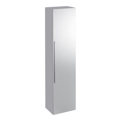iCon | side cabinet with mirror | Freestanding cabinets | Geberit