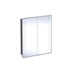 ONE | mirror cabinet with two doors | Mirror cabinets | Geberit