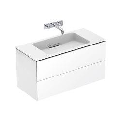 ONE | washbasin | Vanity units | Geberit