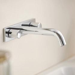 ONE | washbasin tap, round design | Wash basin taps | Geberit