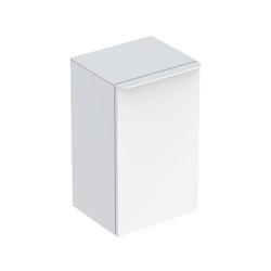 Smyle | side cabinet white | Freestanding cabinets | Geberit