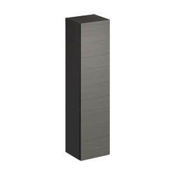 Xeno² | tall cabinet scultura grey | Freestanding cabinets | Geberit