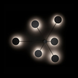 round control mini 3 | Lampade parete | tossB