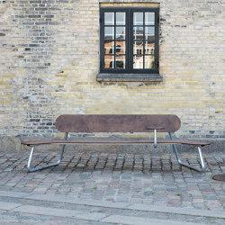 Plateau Bench | Sitzbänke | out-sider