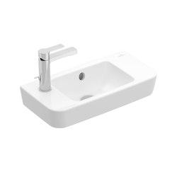 O.novo Handwashbasin Compact   Wash basins   Villeroy & Boch