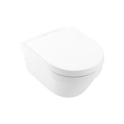 Architectura Washdown WC, rimless | WC | Villeroy & Boch