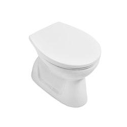 O.novo Tiefspülklosett spülrandlos | WCs | Villeroy & Boch