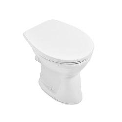 O.novo Wash-out WC rimless   WC   Villeroy & Boch