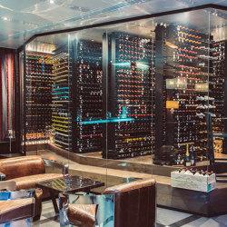 Commercial wine room | Cabinets | ESIGO