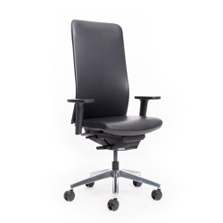agilis matrix | Office chair | high with extension | Office chairs | lento