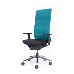 agilis matrix | Office chair | high with extension | Sillas de oficina | lento