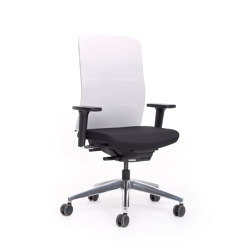agilis matrix | Office chair | medium high with extension | Office chairs | lento