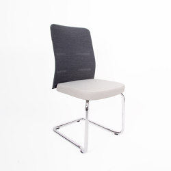 agilis matrix F | Cantilever | medium high with extension | Chairs | lento