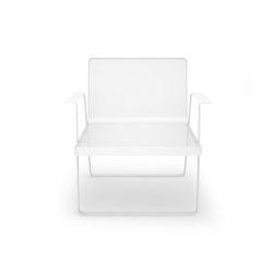 Makemake | Armrest Lounge (Aluminium) | Armchairs | Terraforma