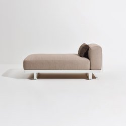 Makemake | Modular Sofa - Module D | Modular seating elements | Terraforma