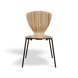 Fly Chair - Elm/Black | Chairs | Askman Design