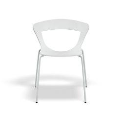Mundo Chair - White/White | Stühle | Askman Design