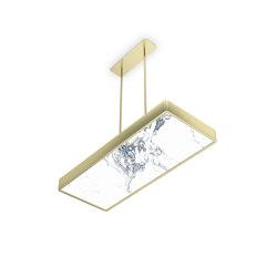 Gemma Ceiling Lamp 2 | Suspended lights | SICIS