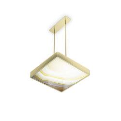 Gemma Ceiling Lamp 3 | Suspensions | SICIS