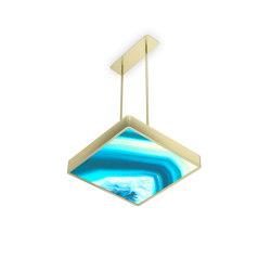 Gemma Ceiling Lamp 3 | Pendelleuchten | SICIS