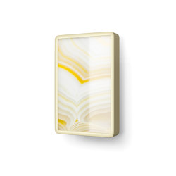 Gemma Wall Sconce 1 | Lámparas de pared | SICIS