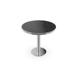 F58 Small Round Table | Bistro tables | SICIS