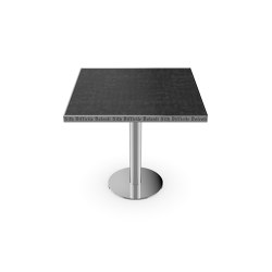 M58 Small Square Table | Tables de bistrot | SICIS