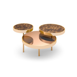 Orbital Coffee Table Small | Mesas auxiliares | SICIS