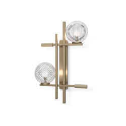 Tris Wall Sconce | Lámparas de pared | SICIS