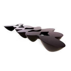 Quark | Wood | 11 Elements | Tables basses | Babled